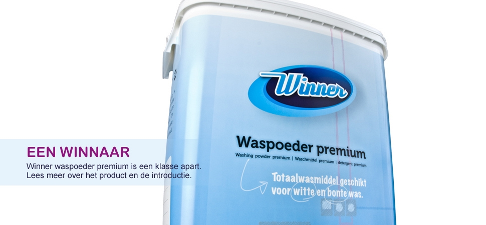 Winner Waspoeder Premium box